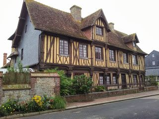 Typical Normandy architecture