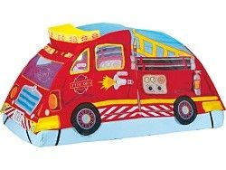 fire truck bed tent shop family kaboodle
