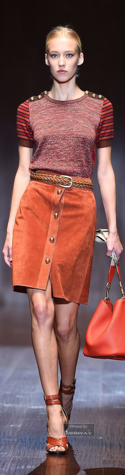MY STYLE IN CLOTHING | Gucci.Spring-summer 2015.