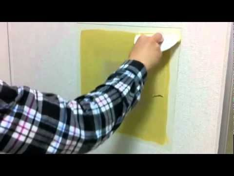 自分で簡単・きれいに【壁穴補修の仕方】