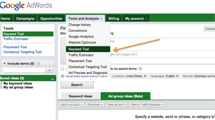 how to set up retargetting in adwords