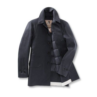 Sealup Mac Piuma - Raincoat for men #sealupcollection. Shop it!