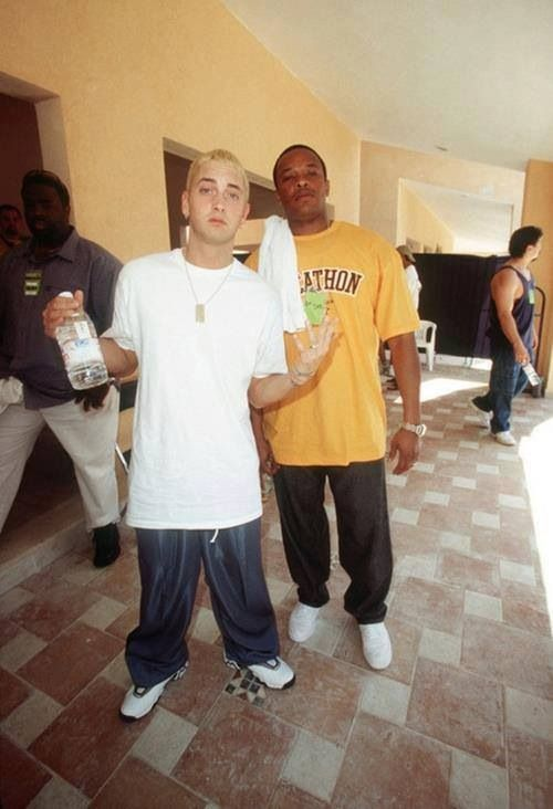 eric wright and dr dre relationship with eminem