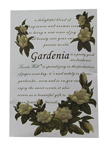 Scents Hill Wardrobe Scented Sachets for ClosetLot of 4Gardenia *** Want to know more, click on the image.