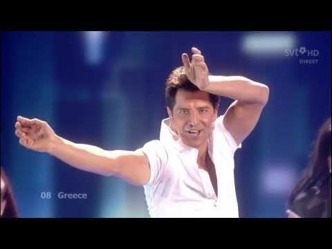 Sakis Rouvas - This Is Our Night (Greece 2009)
