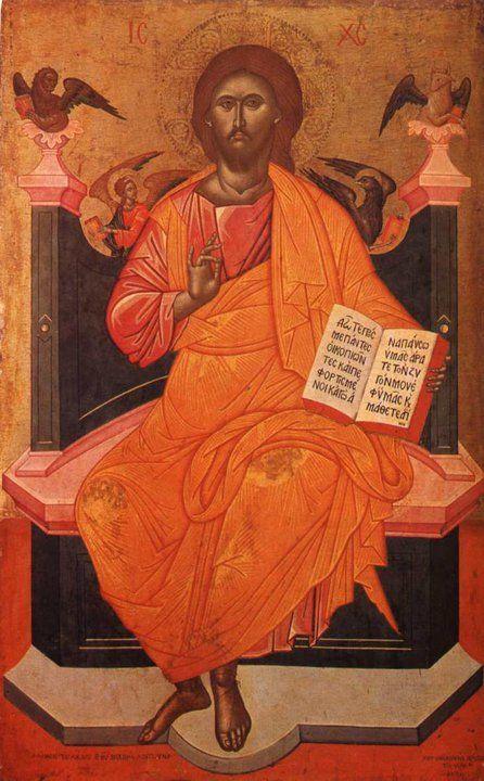 """""""Στην πνευματική ζωή πρέπει να βαδίζουμε έχοντας οδηγό τις εντολές του Χριστού και όχι την ανθρώπινη λογική"""". (Συμβουλές Γέροντος)"""