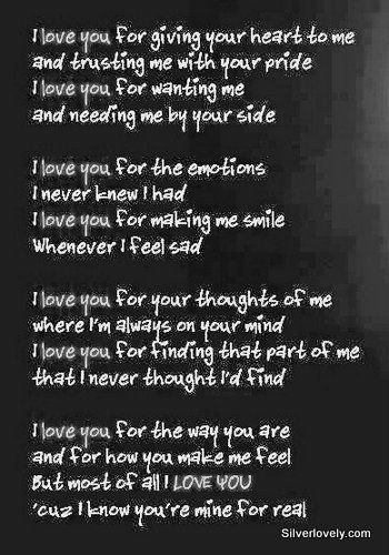 Love Quotes for Him IV – Missing You Quotes – Love Quotes and