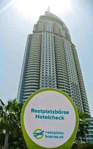 #Restplatzbörse #Hotelcheck im The Address Downtown, #Dubai