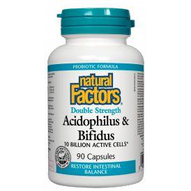 Double Strength Acidophilus & Bifidus