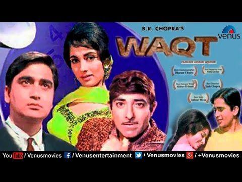WAQT Hindi Full Movie | Balraj Sahni, Raaj Kumar, Sunil Dutt | Bollywood...
