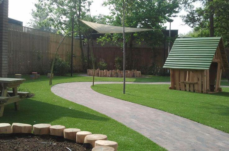 WiggersDesign   Tuinontwerp kinderdagverblijf Oisterwijk Kindergarden