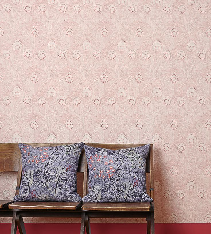 Liberty Wallpaper | New this week | Hebe Wallpaper by Liberty Art Fabrics | Jane Clayton