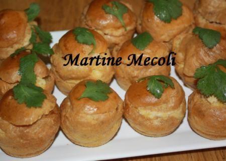 Recette de Choux farcis aux aspics de foie gras sans cook'in | Guy Demarle