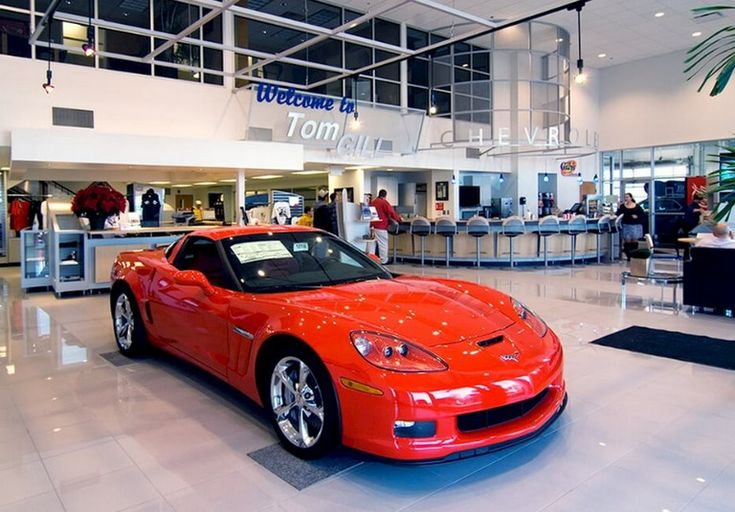 Tom Gill Chevrolet Florence Kentucky Your list of hobbies ...