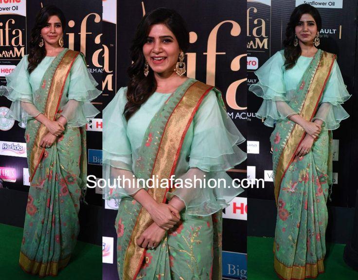 Samantha Prabhu in Sailesh Singhania