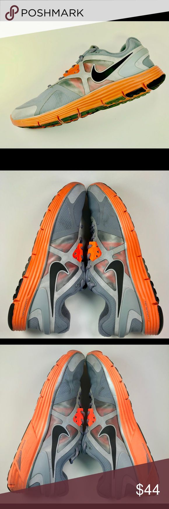 NIKE LUNARGLIDE 3 Women's Running Shoes SZ 9,5 H2O Very good condition see pictures for more details Nike Shoes Athletic Shoes