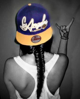 Lakers love!
