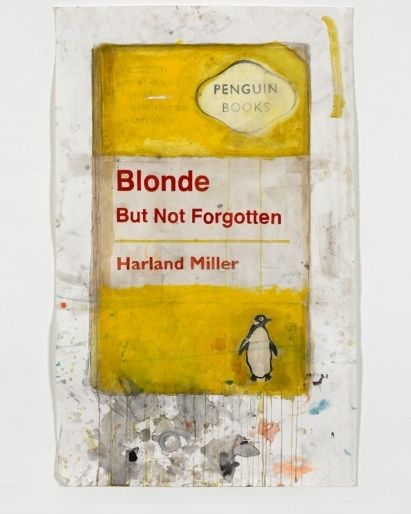 Harland Miller #art #paintings