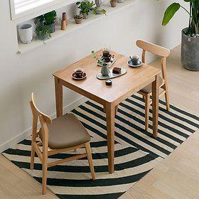 로하 원목 식탁 세트 - 한샘 Rauha hardwood dinning table set - hanssem