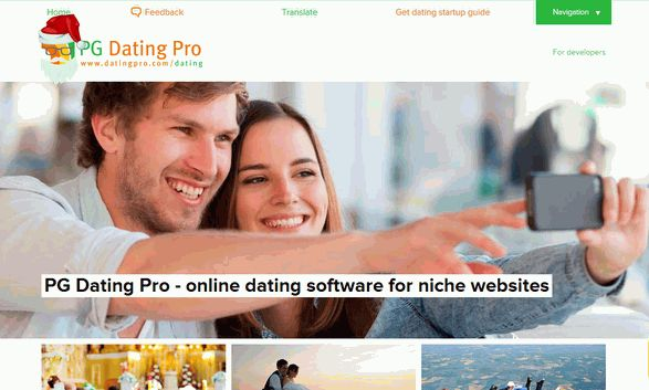 start your dating website