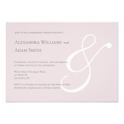 invitation for wedding best 25 dinner invitations ideas on rehearsal 5165