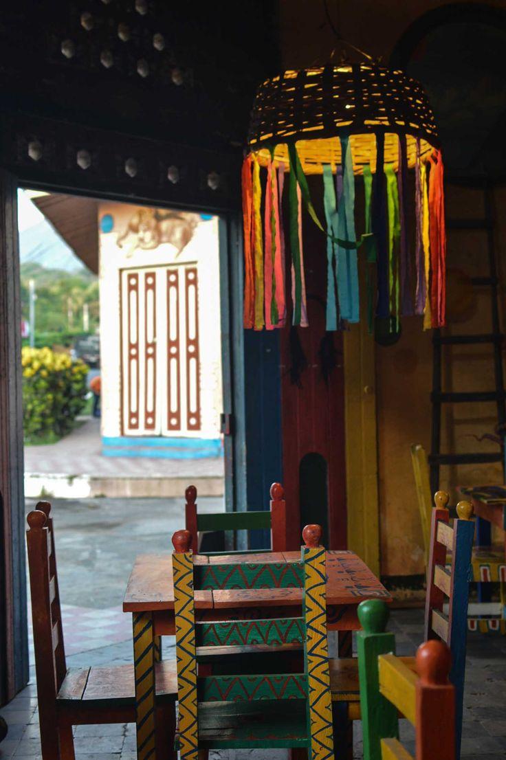 El Indio Viejo restaurant in Moyogalpa on Isla de Ometepe, Nicaragua | heneedsfood.com