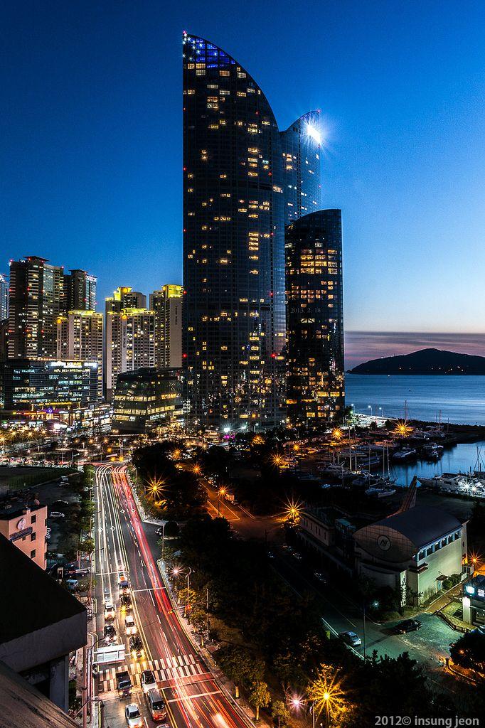 Haeundae, Busan (해운대)