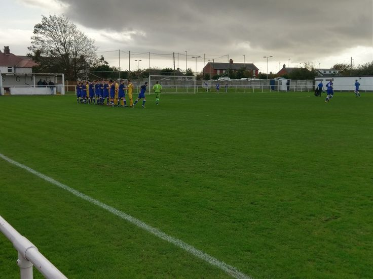 Squires Gate FC 5-4 AFC Liverpool