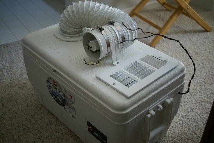 Diy Evaporative Coolers : Best images about redneckisms on pinterest solar