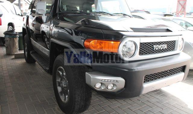Used Toyota FJ Cruiser 2012 Car for Sale in Dubai (712339 ...