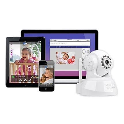 Medisana Smart babymonitor