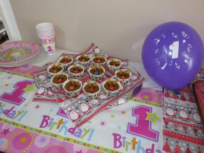 Fiona's Winter Onederland Birthday Party  Bild 1