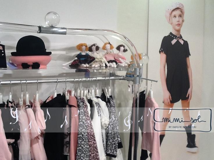MiMi and her friends are waiting for you at Pitti Bimbo!  #mimisol #children #childrenswear #kids #kidswear #fashion #clothing #pittibimbo #pitti #dolls #doll #ragdoll #ragdolls