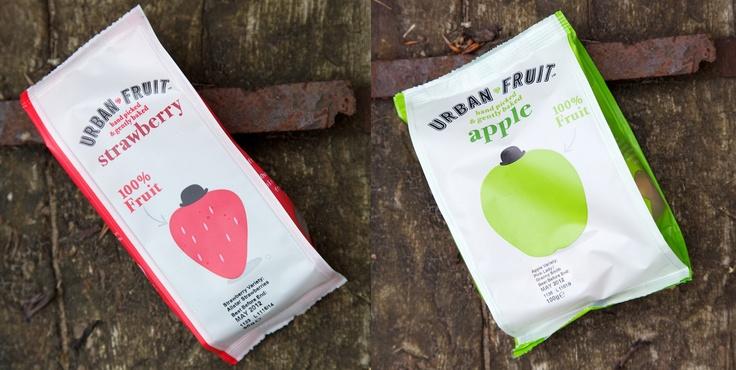 Urban fruit packaging design