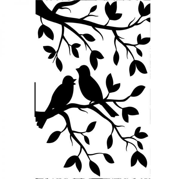 Embosovaci kapsa / Birds Branch