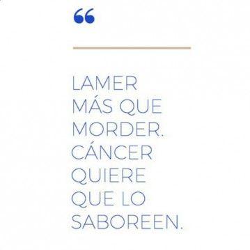 El hombre cancer