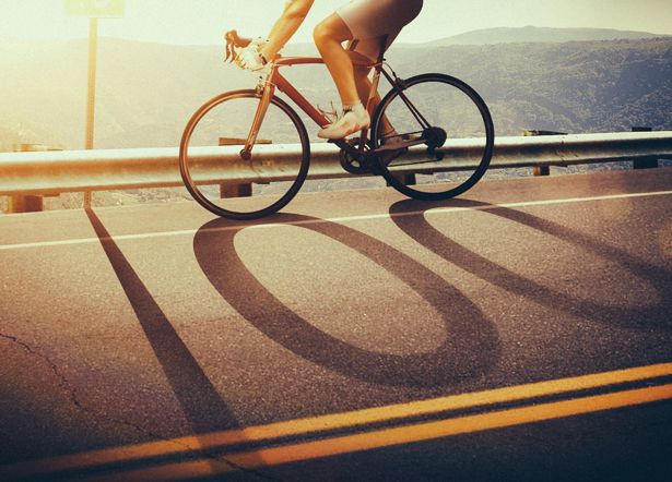 Three solid tips for riding a century.