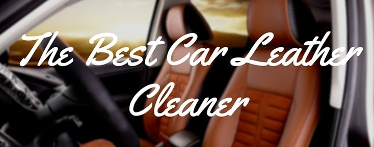 Looking for the best car leather cleaner? We help you to determine what product you need to ensure that you are not disappointed in the results! Check it out here: http://www.carcarefanatic.com/best-car-leather-cleaner/