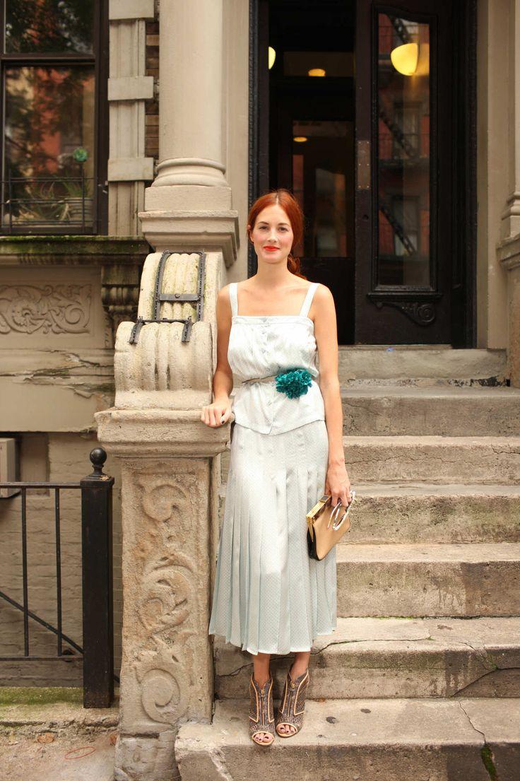 Taylor Tomasi Hill Leaves Marie Claire for Moda Operandi