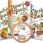 30 Meals in One Day menu planning software