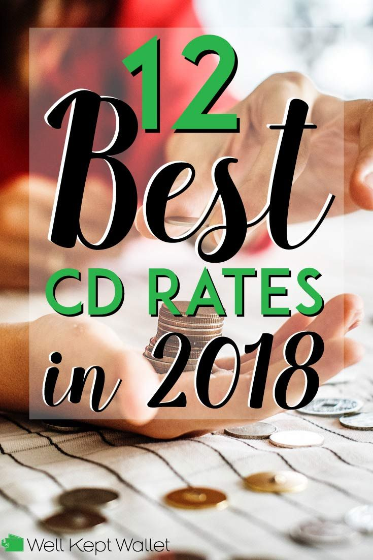 Best Cd Rates >> 12 Best Cd Rates In 2019