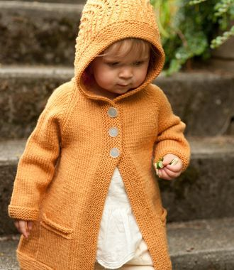 Madder: Patterns: clementine hoodie; This is a purchased pattern but still WAY cute!