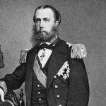 El paciente era el Archiduque Maximiliano de Habsburgo, quien estaba confinado en un convento-hospital de la ciudad de Querétaro.
