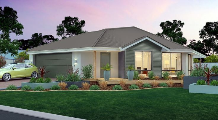 The Alberton - Essence | Home Designs | WA Country Builders