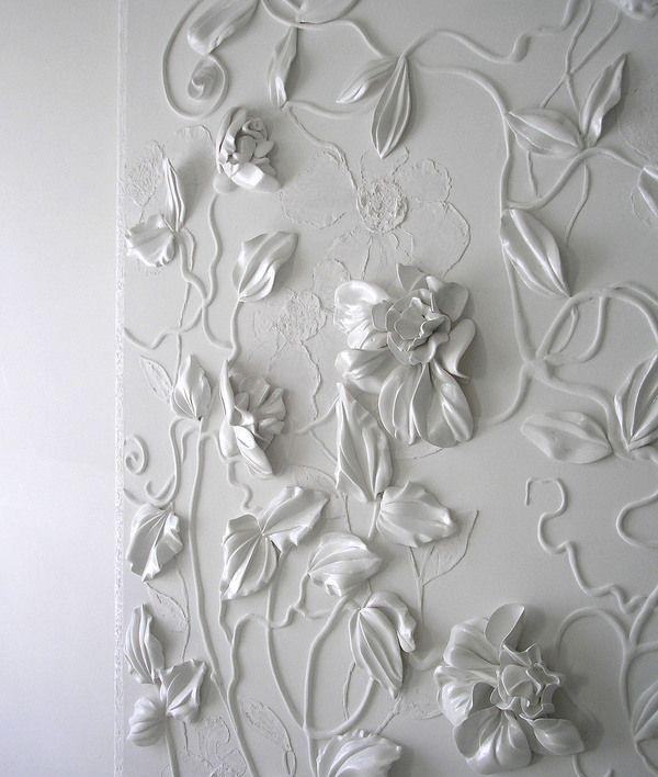 Wall Mural Photo Wallpaper Xxl Flowers Orchids Texture: 80 Best BOISERIE / PANALING DECOR