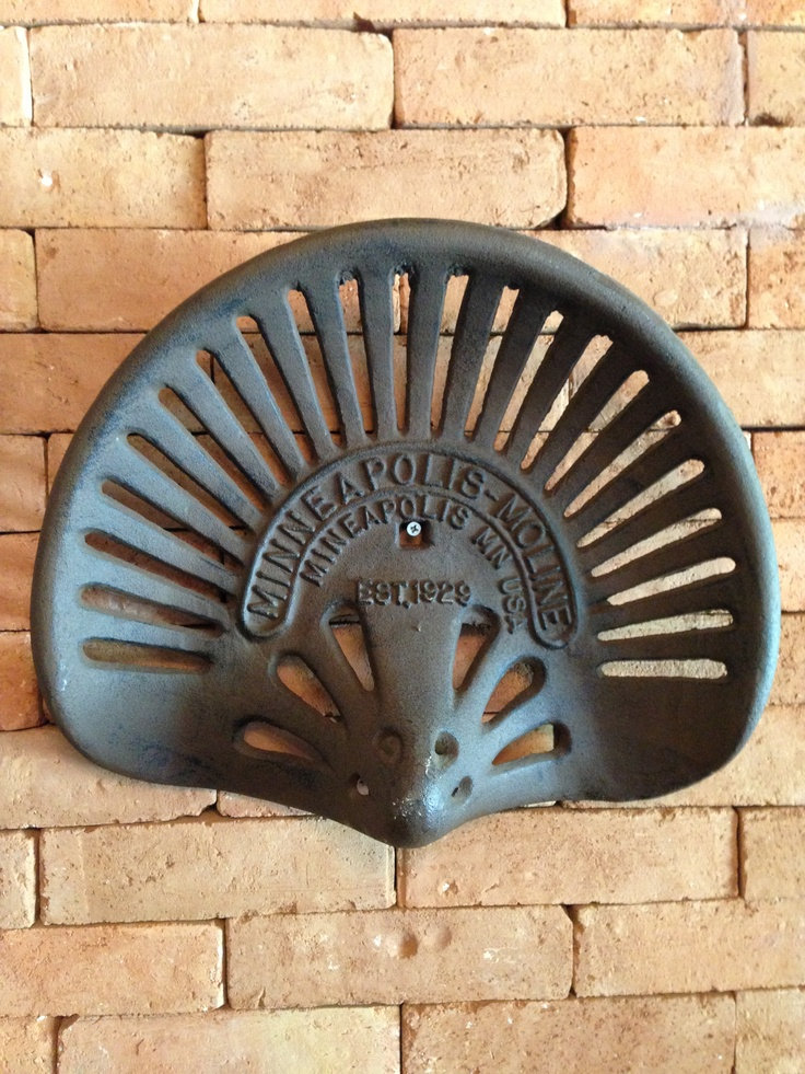 Old Tractor Seats : Best images about tractor seats repurposed on pinterest