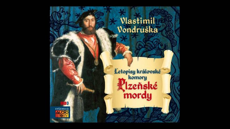 Vlastimil Vondruška - Plzeňské mordy(9 hlasů, Detektivka, Mluvené slovo,...