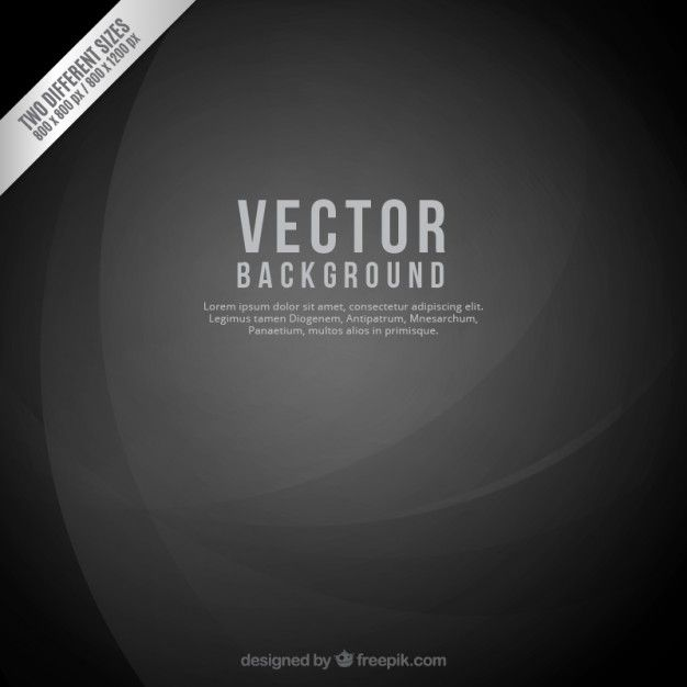 Abstract dark background Free Vector