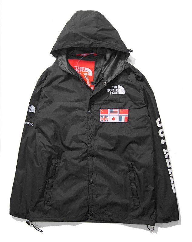 Supreme x North Face Jackets