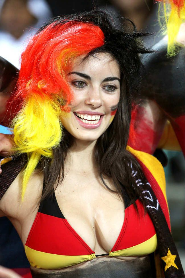 10 #sexiest and #hottest #Germanfans at the 2014 #FIFAWorldCup  To get more http://goo.gl/UwPQ0p